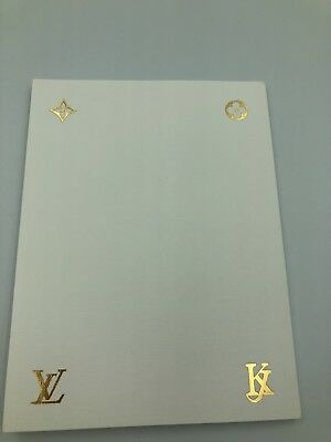 Auth Rare Louis Vuitton Collectors Jeff Koons Limited Edition Booklet