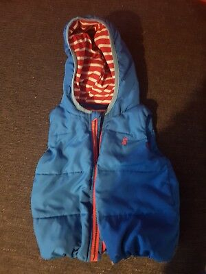 Boys Joules Gilet 18-24 Months