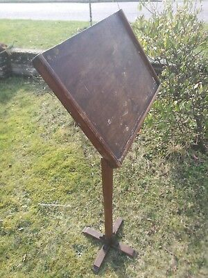 Antique Lectern Book Stand