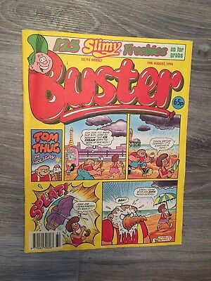 Buster Comic - 19th August 1994 - 32/94