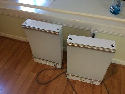 Pair of American Medical Sales X-Ray Film Illuminator Light Box 101D