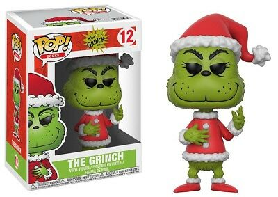 Funko POP! - The Grinch - The Grinch (Santa) Figur