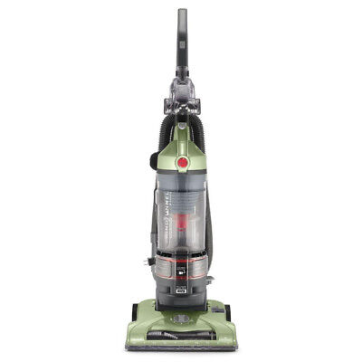 Hoover Bagless Upright Vacuum Cleaner WindTunnel T-Series Rewind Plus Cleaning