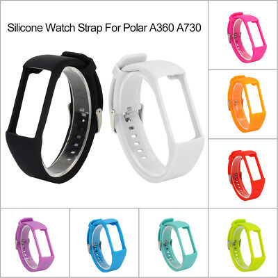 For Polar A360 A730 GPS Replacement Smart Watch Bands Strap Bracelet Wrist Band