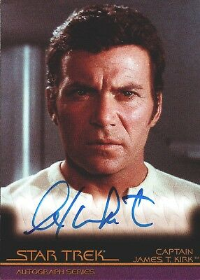 Star Trek Complete Movies 2007 Various Autograph Auto Signed Card Choose