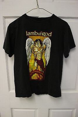 Lamb of God - As the Palaces Burn - concert shirt - size small