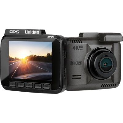 Uniden Igo Cam 80 4K Smart Dash Cam With 2.4″ Lcd Colour Screen