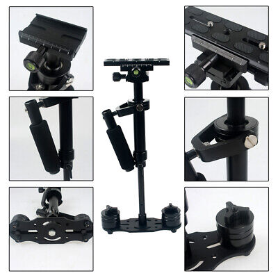 S60 Handheld Gimbal Stabilizer Steadicam for Nikon Canon Camera DSLR Video 2018