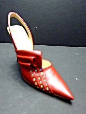 """Just the Right Shoe 2004 RAINE """"COCKTAILS""""   (Step into Elegance)"""
