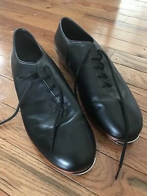 Black Steven Stompers Clogging Shoes Size 10