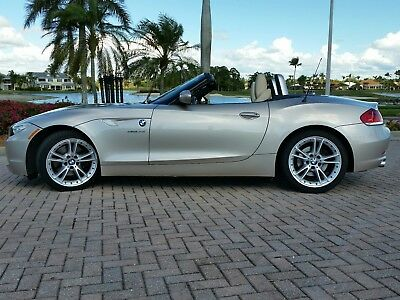 2010 BMW Z4  2010 BMW Z4 Convertible       A stunning sports car in fabulous condition
