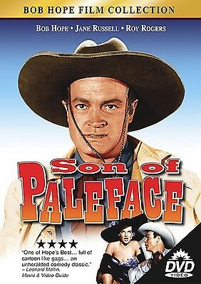 DVD - Son of Paleface with Bob Hope and Jane Russell Like New