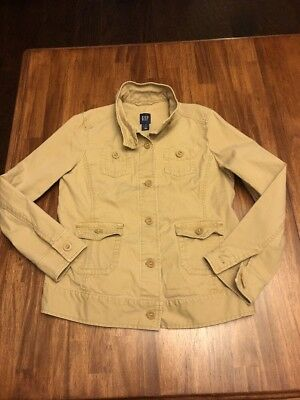 Gap Maternity Spring jacket Size Small EUC