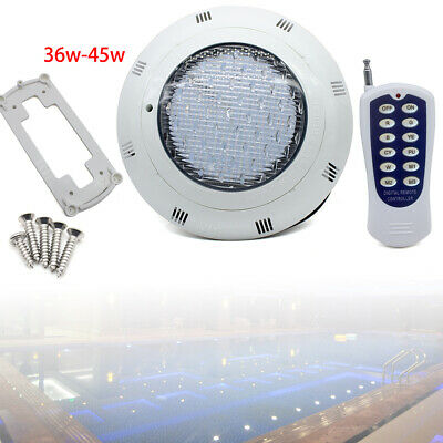 45W 12V Swimming Pool RGB LED Light MultiColor Underwater Vase Decor with Remote