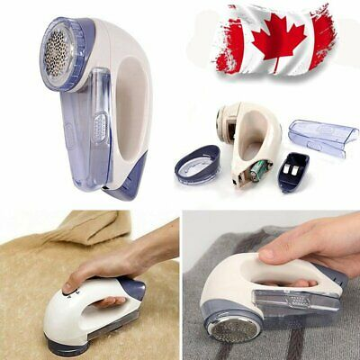 Portable Electric Sweater Clothes Lint Pill Fluff Remover Fabrics Fuzz Shaver 1x