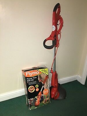 Flymo Power Trim 600 HD Electric Grass Trimmer & Lawn Edger