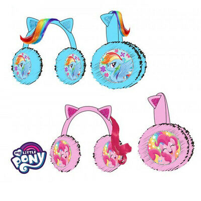 My Little Pony Winter Ear Muffs and Gloves Set Girls Kids Childrens New Official