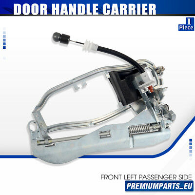 Door Handle Carrier Front Left Passenger Side for BMW E53 X5 00-06 51218243615