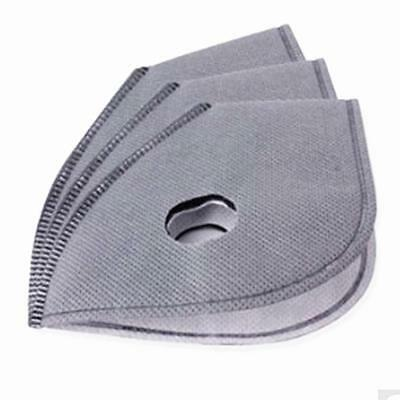 Half Face Mask Anti Dust Filter Bicycle Motor Riding Running Cycling Grey Chic