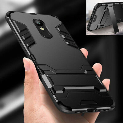 For Xiaomi Redmi 5 Plus Note 5A Hybrid Rugged Armor Case Stand Shockproof Cover