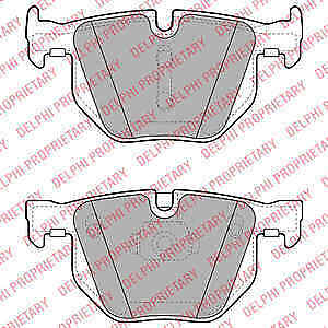 BRAND NEW 5 YEAR WARRANTY GENUINE Mintex Rear Brake Pad Set MDB1943