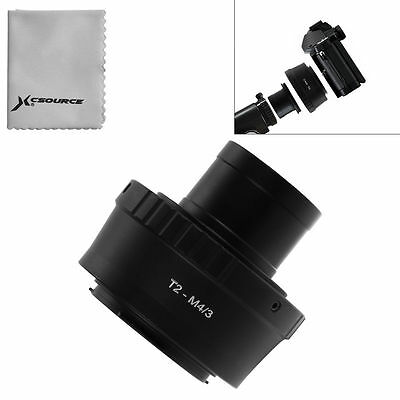 Lens Adapter T-Ring for E-PM1 Micro 4/3 + 1.25in Telescope Mount DC691