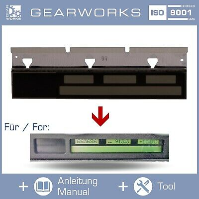 Gearworks Display Lcd Für Land/ Range Rover Iii/l322/vogue Kombiinstrument/tacho