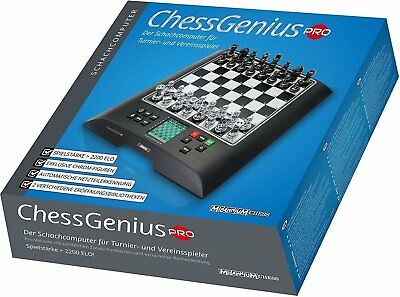 ADVANCED STAR CHESS 44 LEVEL Computer TRAVEL Holiday