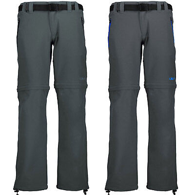 Campagnolo CMP Boy Pant Zip Off Kinder-Trekkinghose Funktionshose Outdoorhose