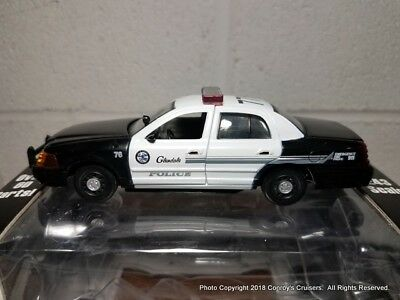 Custom 143rd Scale Trotwood Ohio Police Ford Crown Victoria