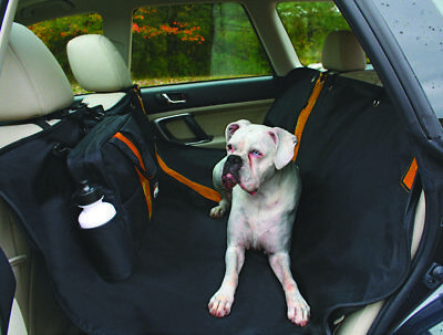 Kurgo Universal Dog Car Protection, Seat Covers - Black