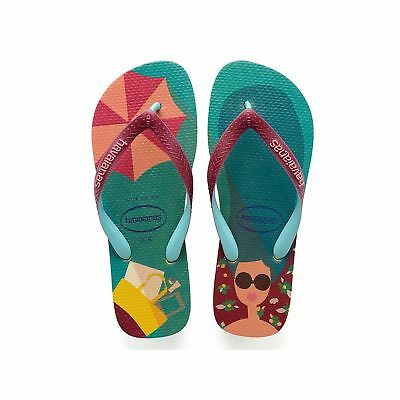 Havaianas infradito donna Mod. Top Fashion Petroleum