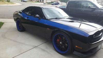 2012 Dodge Challenger West coast Customs Challenger SRT8