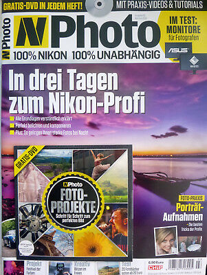 NPhoto - Nikon Photo 03 Mai/Juni 2018