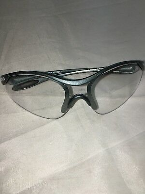 Used Head Rave Eyeguards Clear /Silver (KF)