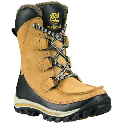 Timberland Chillberg Rime Ridge HP Boots Youth WP wheat 2018 Stiefel beige