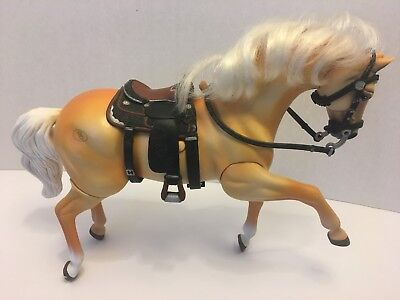 Vintage Grand Champions Horse w/Sounds 1996 Empire Industries ~ TLC