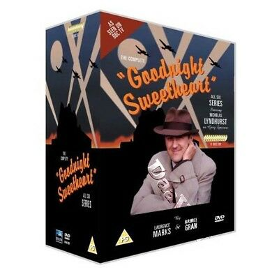 Goodnight Sweetheart Complete NEW PAL Cult 11-DVD Set