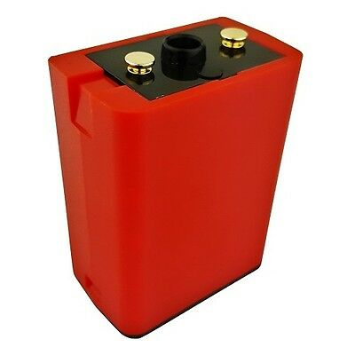 CLAMSHELL LAA-0139,LAA125 RED BK BATTERY HOLDER Fits Bendix King