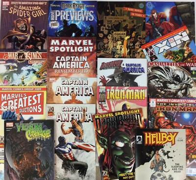 Massive JOBLOT comics. 100+ Issues. Marvel DC + more. See images