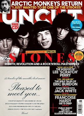 Uncut Magazine June 2018 (Rolling Stones, Lee Perry, Eric Burdon, Jack White)
