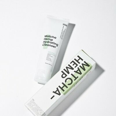[Krave Beauty] Matcha Hemp Hydrating Cleanser 120 ml 2-3 weeks to arrive to you