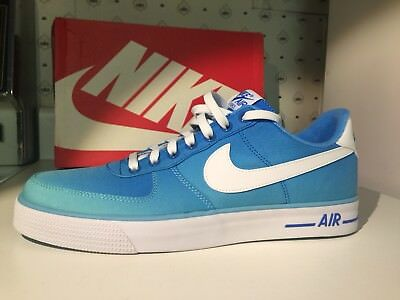 huge selection of bf09b 1210f Nike MEN S Air Force 1 AC BR QS Polarized blue-white