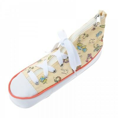 New Disney Store Japan Pencil Box  Pen Case Toy Story Sneaker From Japan F/S