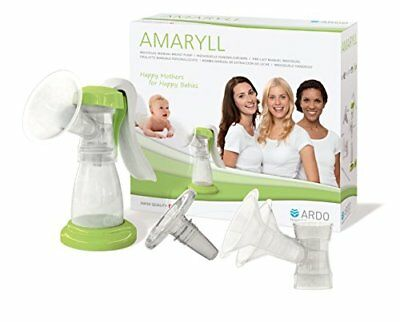 Amaryll - Manual Breast Pump With Optiflow Massage Insert. By Ardo
