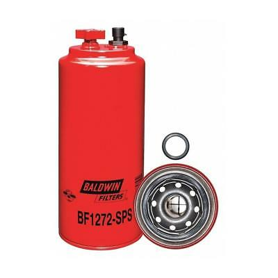 Baldwin Filter BF1223SP Fuel Water Separator Spin-on with Drain and Sensor Port