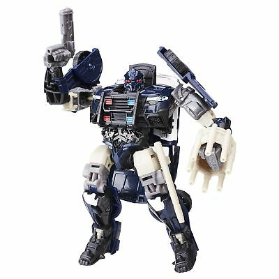 Transformers: The Last Knight Premier Edition Deluxe Barricade - USA Seller