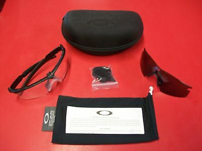 Authentic Oakley SI Ballistic M Frame 2.0 Military Glasses Kit