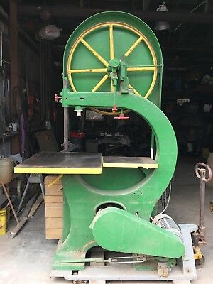 """38"""" Crescent Band Saw - Ready For Work"""