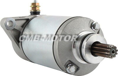 New Starter Motor For 2008-2010 Arctic Cat ATV 366 Fit 0837-009 3313-719